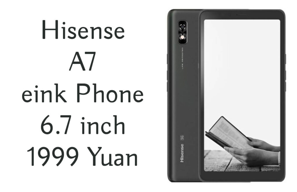 hisense a7 launched