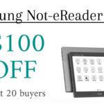 Dasung notereader 103 discount eink tablet