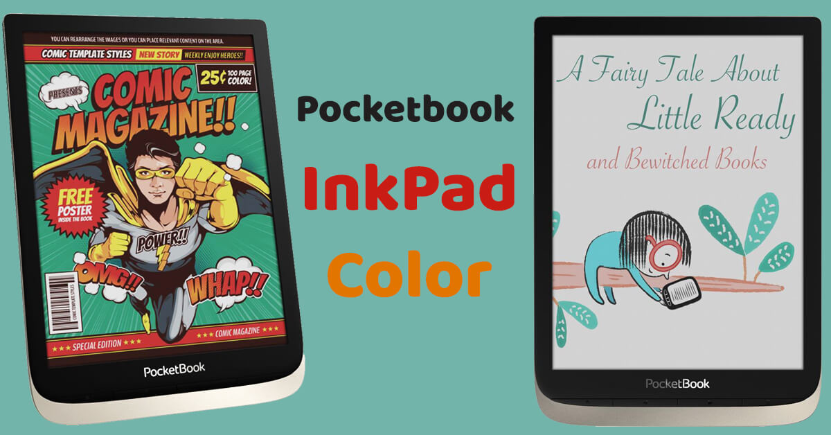 pocketbook inkpad color specs buy