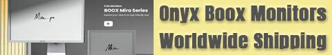 onyx boox monitors
